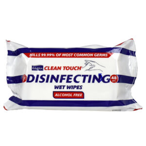 ultra clean touch disinfecting wipes