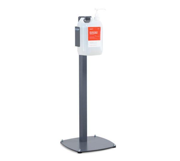 sanitiser bottle holder stand