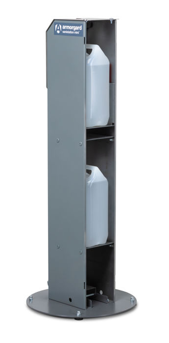 foot pedal dispenser