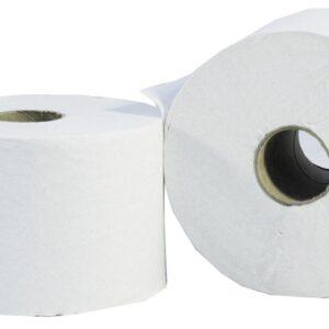 "mini jumbo toilet roll 2.25"" core"
